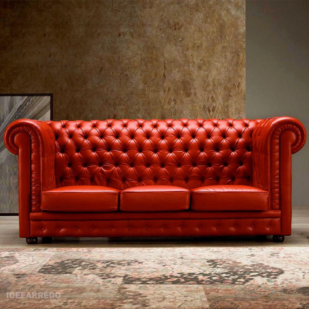divano chester Viterbo IDEEARREDO.com