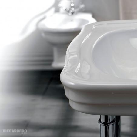 classic washbasins for bathroom 70 Impero Olympia Ceramica