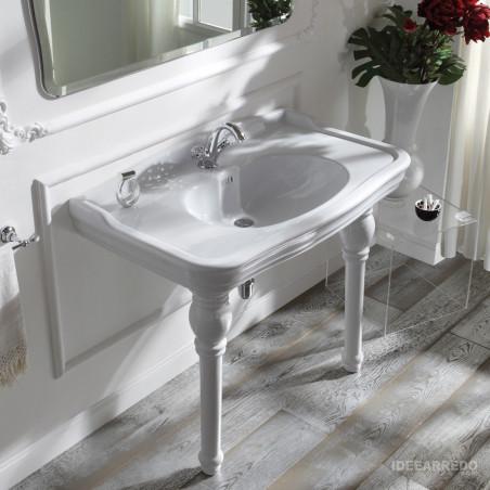 Consolle lavabo Impero Olympia Ceramica