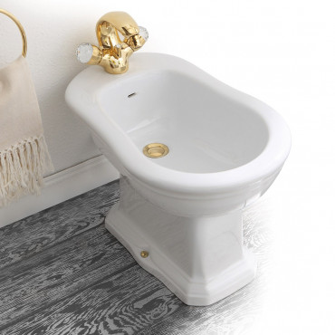 Olympia Ceramica Impero classic floor-standing sanitary ware