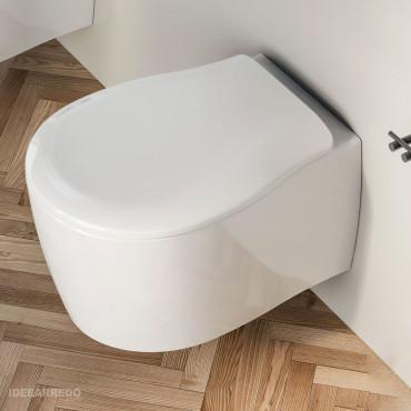 Toilette suspendue Formosa 2.0 Olympia Ceramica