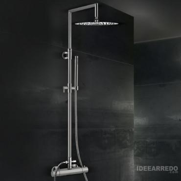 Thermostat-Duschsäule ZD-T360 Gaboli Fratelli Rubinetteria