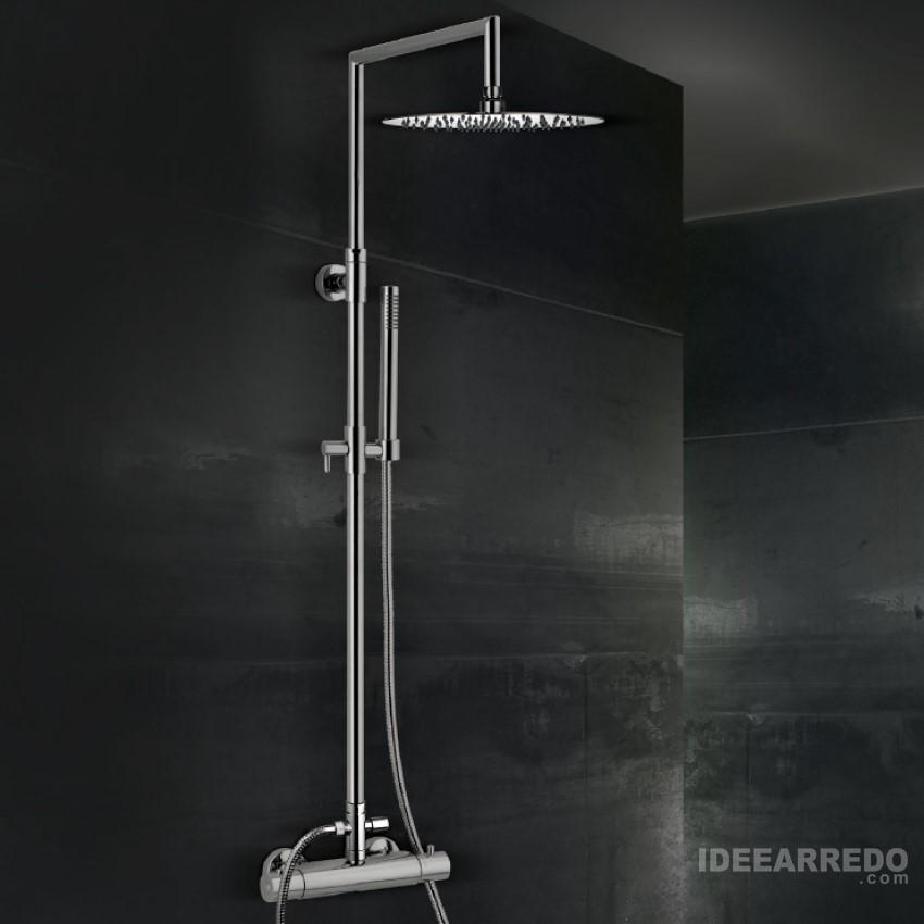 colonna doccia termostatica ZD-T360 Gaboli Fratelli Rubinetteria