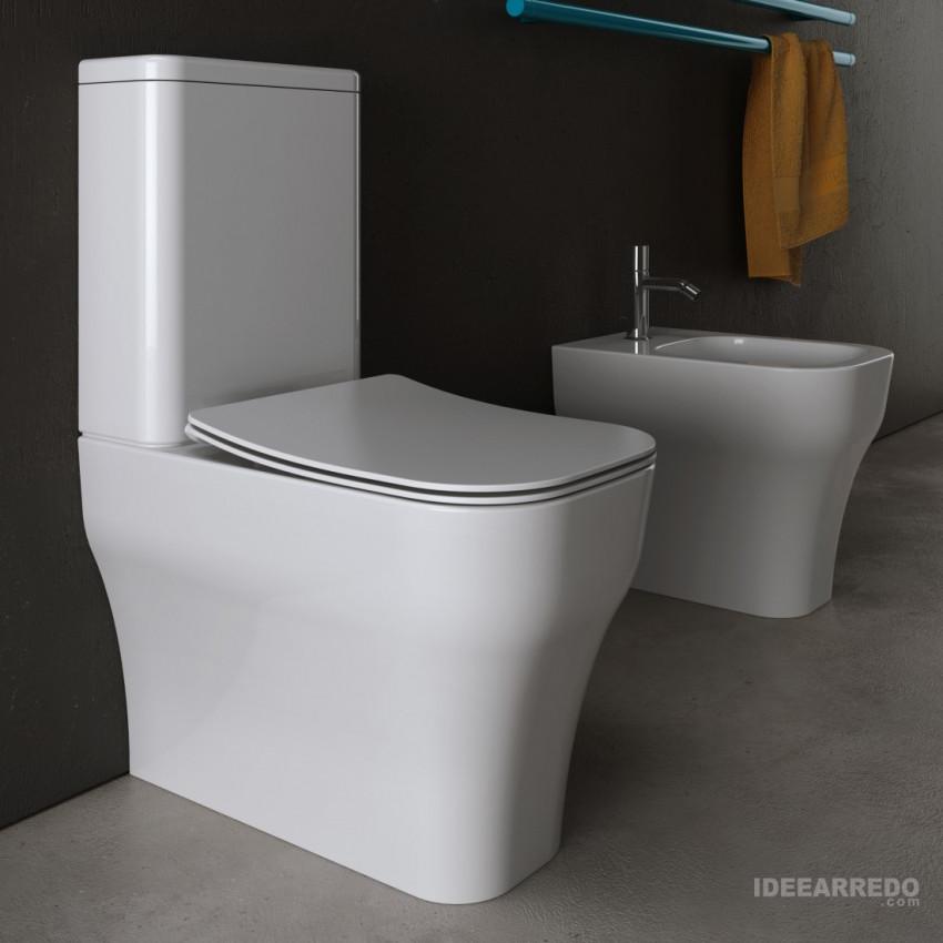 Sanitaire monobloc Synthesis Eco Olympia Ceramica