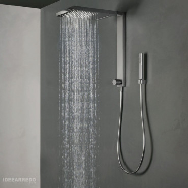 colonne de douche de raccordement d'eau grande OP375 Gaboli Fratelli Rubinetteria