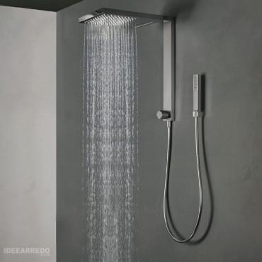 tall water connection shower column OP375 Gaboli Fratelli Rubinetteria