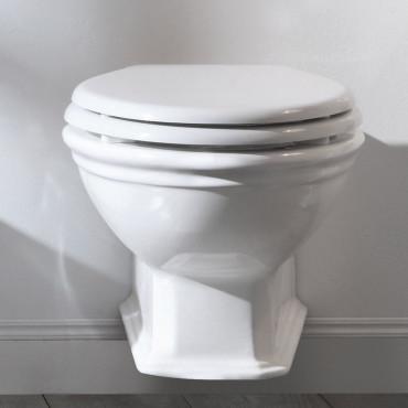 Klassische wandhängende Sanitärkeramik Impero Olympia Ceramica