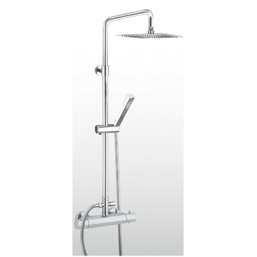 Colonna doccia termostatica AD-Q360 Gaboli Fratelli Rubinetteria