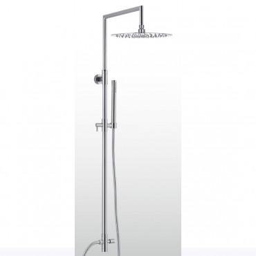 columna de ducha sin mezclador ST360 Gaboli Fratelli Rubinetteria