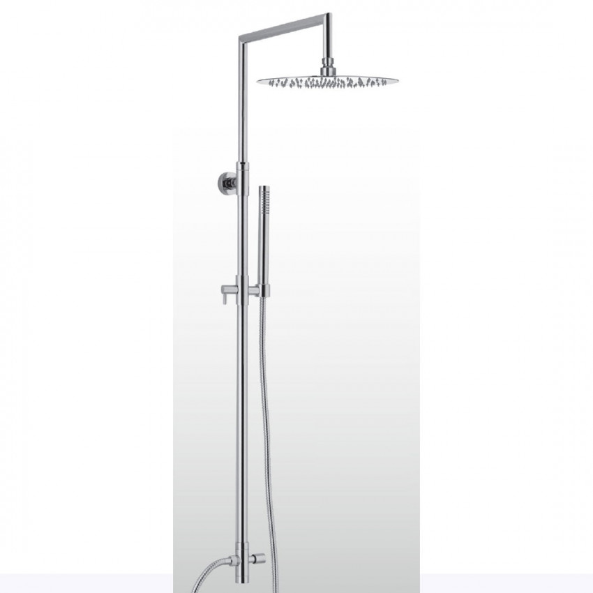 colonna doccia senza miscelatore ST360 Gaboli Fratelli Rubinetteria