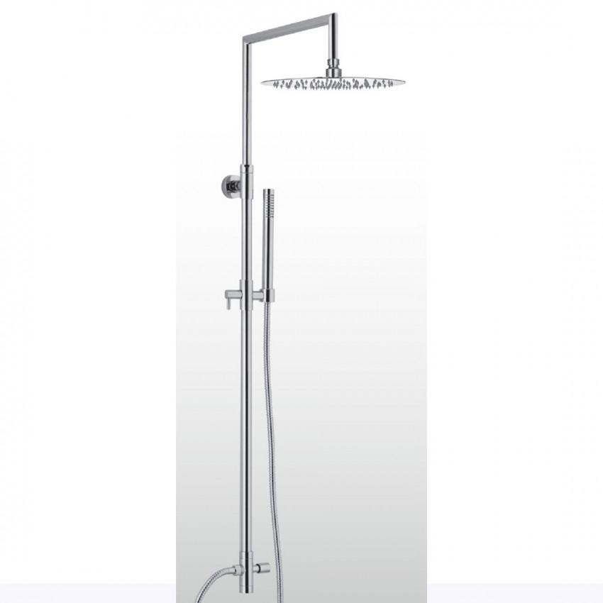 colonne de douche sans mitigeur ST360 Gaboli Fratelli Rubinetteria