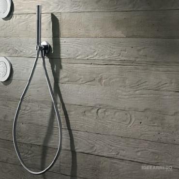 Modern bathroom hand shower...
