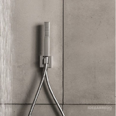 Hand shower rectangular...