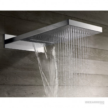 Shower head waterfall tropical rain shower head NS508 Gaboli