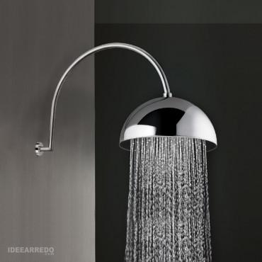 Pommeau de douche en cloche...
