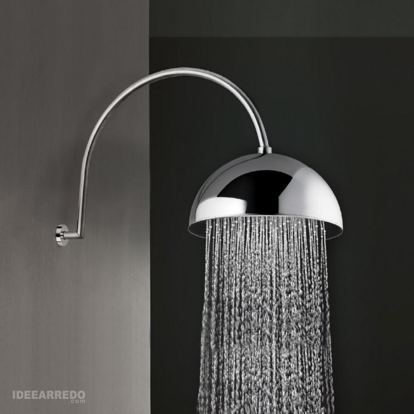 Pommeau de douche en cloche avec bras BI503