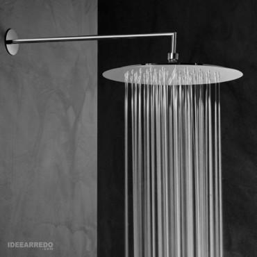 soffione doccia moderno Gaboli Fratelli Rubinetteria