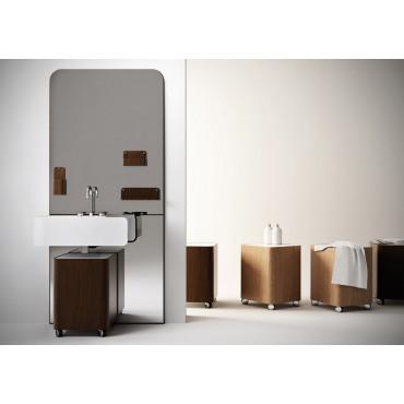 Mobile sotto lavandino bagni particolari Beauty Olympia