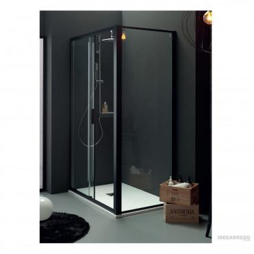 copy of Black corner shower...