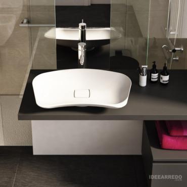 Prime Goman ergonomisches Waschbecken für behinderte Menschen