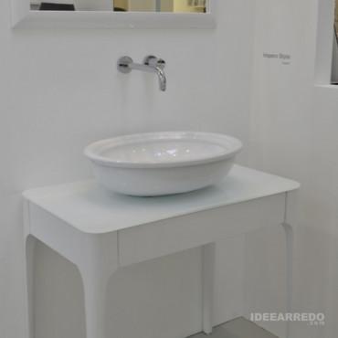 Impero Olympia Ceramica Aufsatzwaschbecken