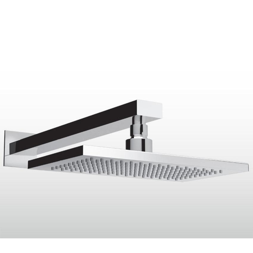 soffione doccia rettangolare RE503 Gaboli Fratelli Rubinetteria