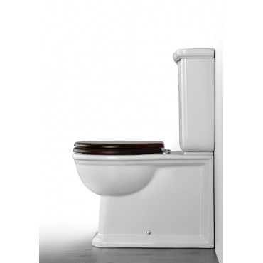 Classic back to wall monobloc wc Impero Olympia