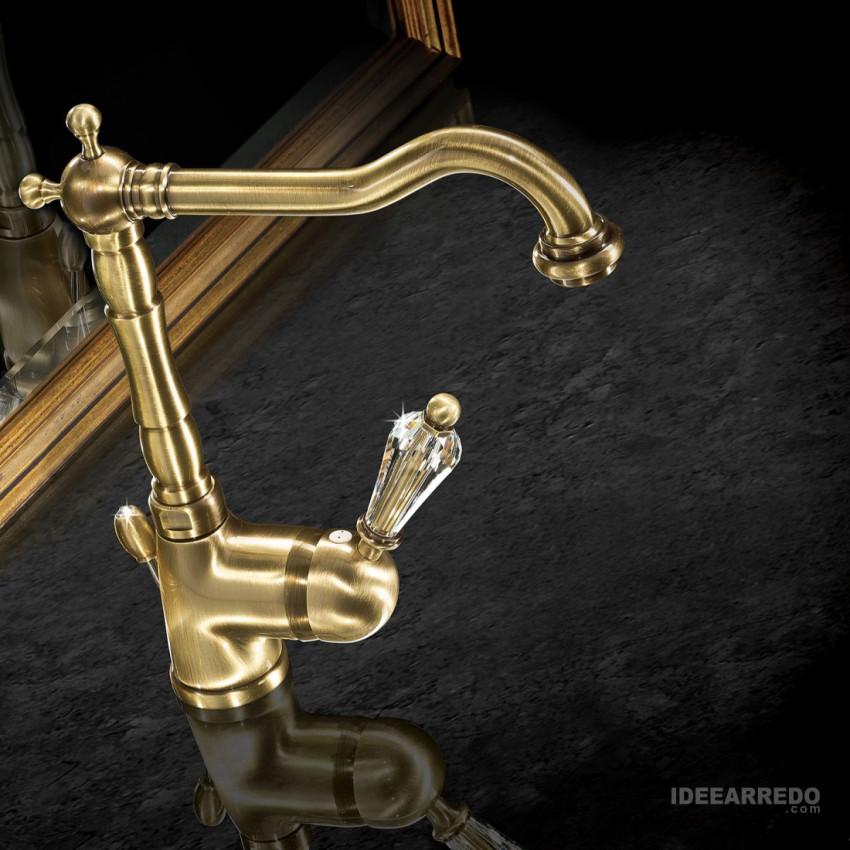 rubinetto bronzo New Vintage 6150 Gaboli Flli rubinetteria