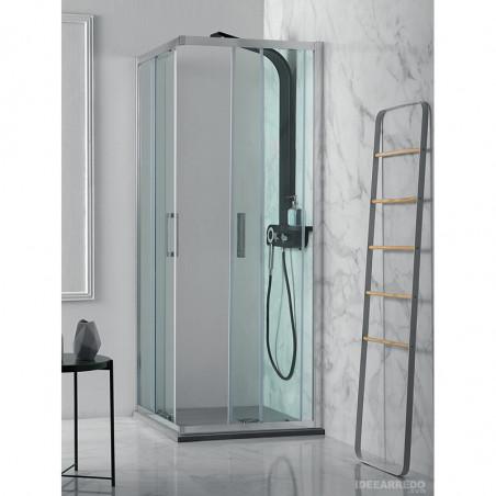 Box doccia quadrato ad angolo Flex Colacril