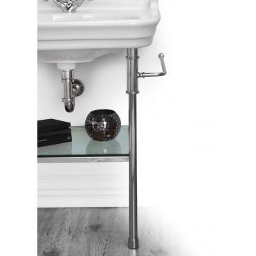 Lavabo de baño clásico lavabo retro 70 cm Olympia Impero