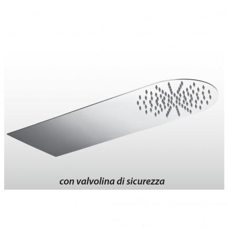 Doccione per doccia ZX502 Gaboli Fratelli Rubinetteria