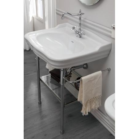 classic bathroom washbasin 70 Impero Olympia Ceramica