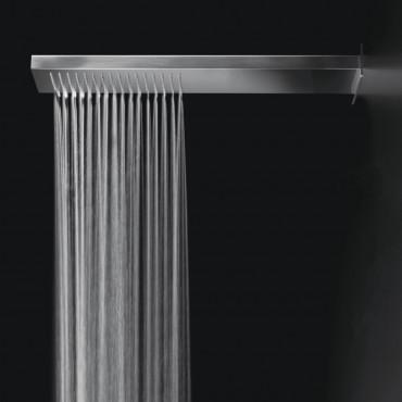 soffione doccia a parete NS502 Gaboli Fratelli Rubinetteria