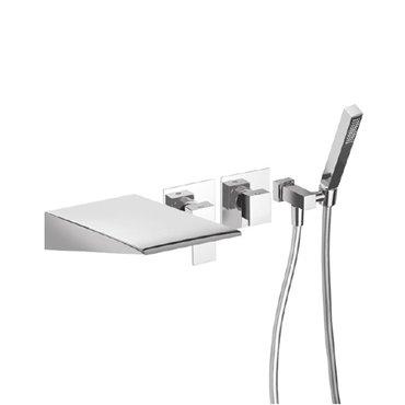 Wasserfallarmaturen für Badewanne Vicky 2789 Gaboli Fratelli Rubinetteria