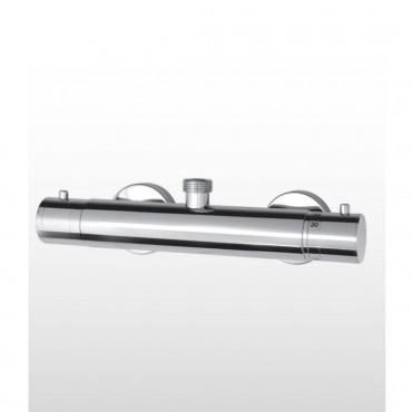 Mitigeur thermostatique de douche Gaboli Flli robinets art. 2438