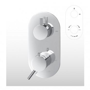 termostatico doccia 2329 Gaboli Fratelli Rubinetteria