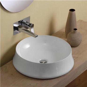 lavabo bagno tondo SH01 Sharp Simas