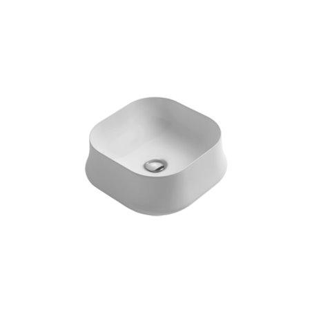 lavandino quadrato bagno SH06 Sharp Simas Ceramica