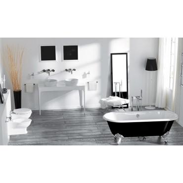 lavabo da appoggio rotondo Olympia Ceramica