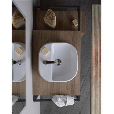 lavabo ad appoggio Sharp 07 Simas