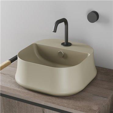 Lavabo bagno beige SH07 Sharp Simas