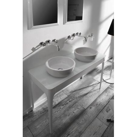 Lavabo sobre encimera para baño Olympia Ceramica