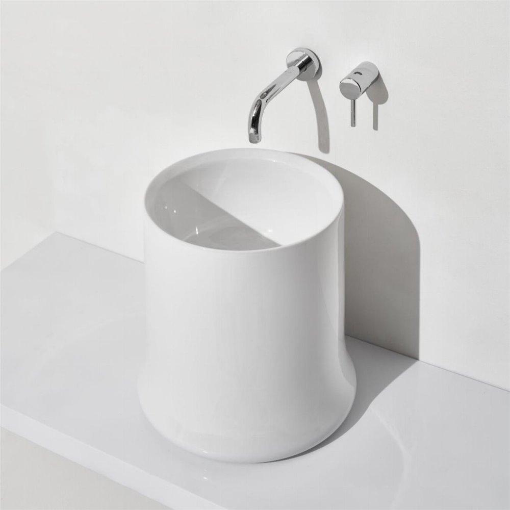 lavabo alto da appoggio SH10 Sharp Simas