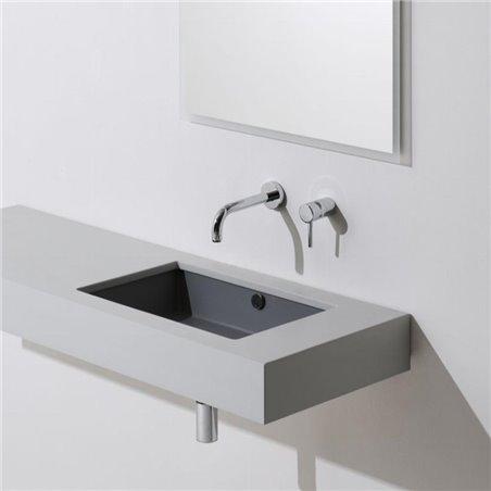 lavabo sotto piano Agile S60 Simas