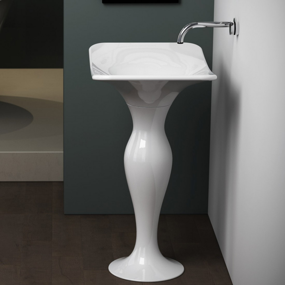 lavabo freestanding Olympia