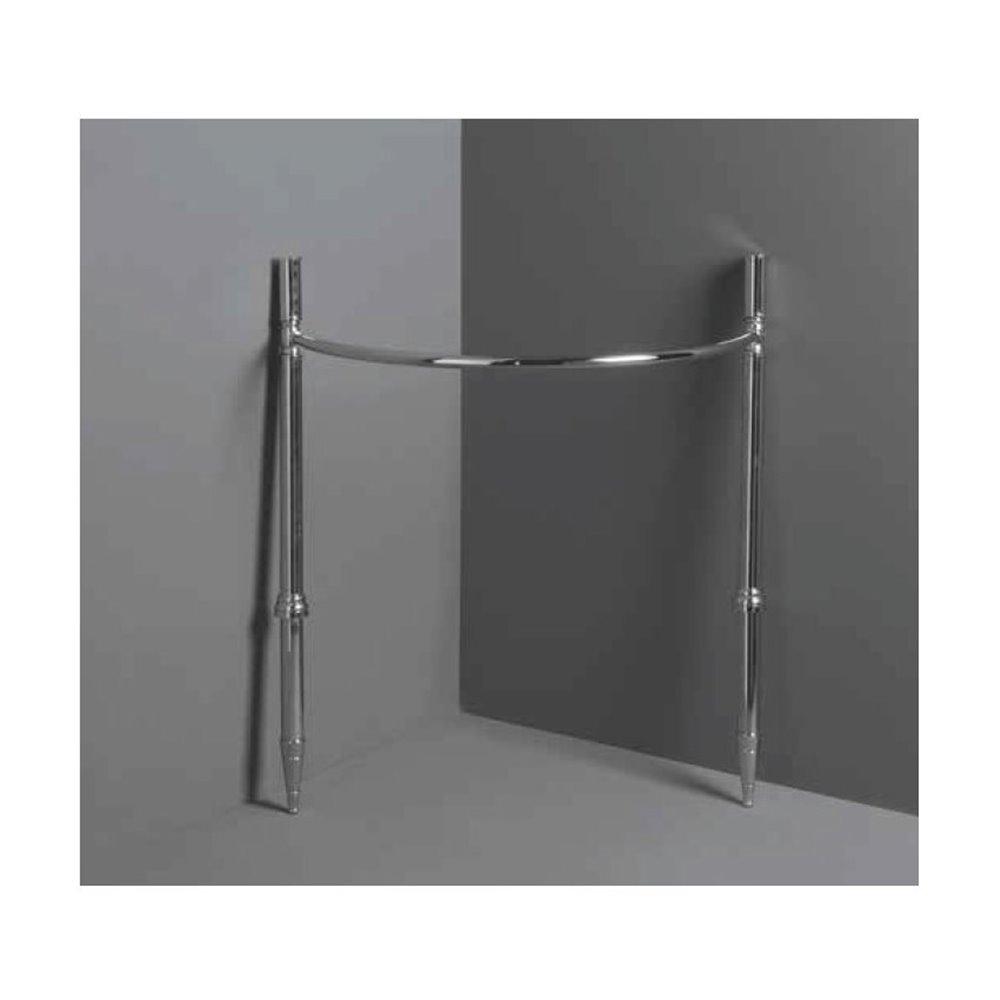 Struttura in metallo 1011 per lavabo angolare AR884 Arcade Simas