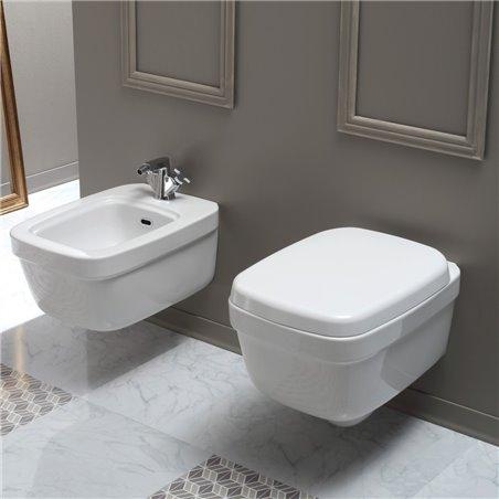 bagni con sanitari sospesi EVO19/F85 Evolution Simas Ceramica