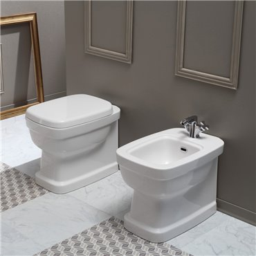 Evolution EVO01 EVO04 Simas Sanitärkeramik im klassischen Stil