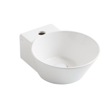 lavabi sospesi piccoli WA05 Wave Simas Ceramica