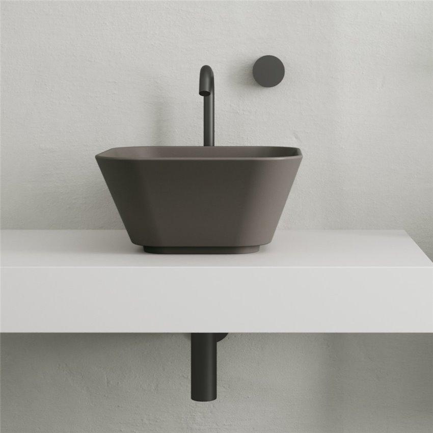 lavabo ceramica colorata WA07 Wave Simas